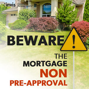 Secure Your Mortgage Pre-Approval