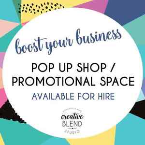 POP UP SHOP / PROMOTIONAL SPACE TO HIRE - Willunga Adelaide CBD Adelaide City Preview