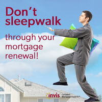 Don't renew with your eyes closed! Talk to a Mortgage Broker