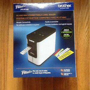 Brother PT-P700 P-touch Label Printer Kingston Kingston Area image 1