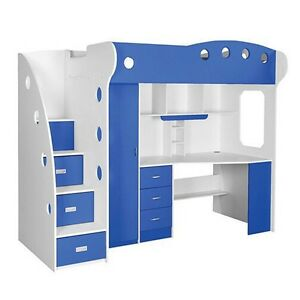 Nika Loft Bed from JYSK $200.00  OBO