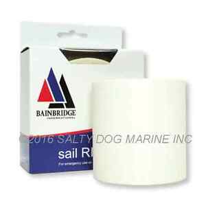 SAIL REPAIR TAPE - WHITE DACRON - 3