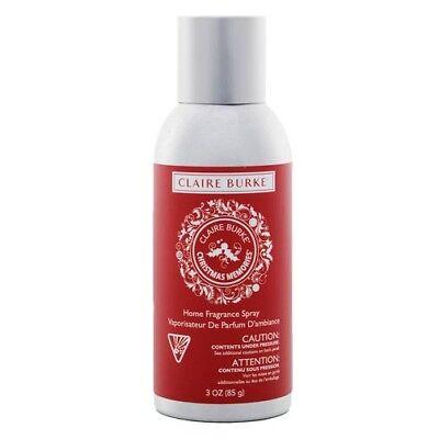 Claire Burke Vapourri Home Fragrance Spray 3 Oz. - Christmas (Claire Burke Christmas Memories)