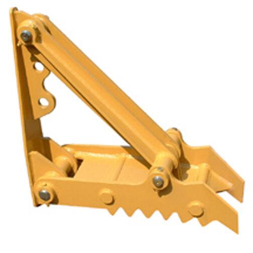 """New 12"""" X 35"""" Heavy Duty Mechanical Thumb For Mini-excavators"""