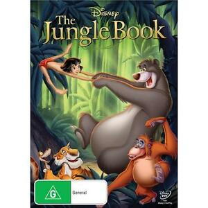 THE JUNGLE BOOK : NEW Disney DVD