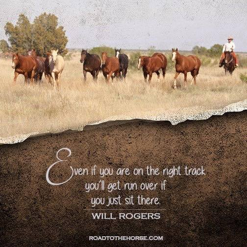 """Will Rogers  Quote  refrigerator magnet 3 1/2 X 3 1/2 """""""