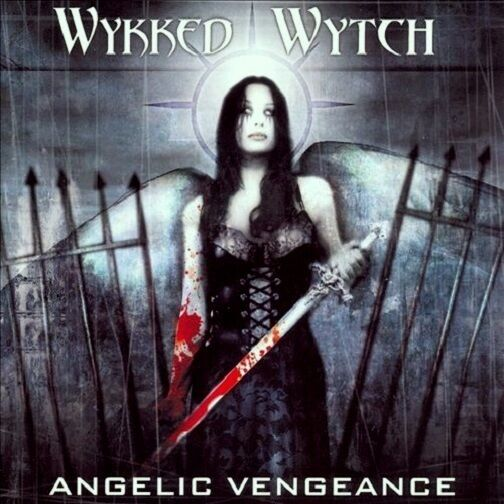 WYKKED WYTCH - Angelic Vengeance CD