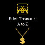 Eric's Treasures A To Z