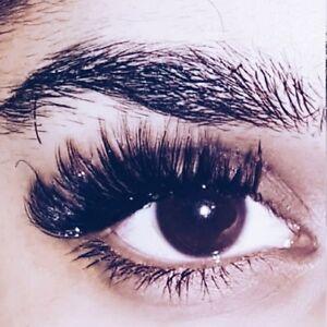 Eyelash Extensions Brampton Sauga