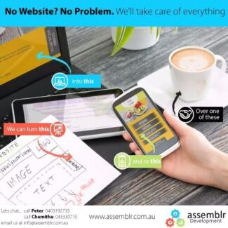 Need a website or mobile app? Abbotsford Yarra Area Preview
