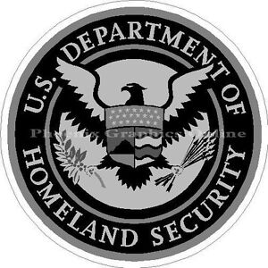 Homeland-Security-Subdued-Police-Sheriff-EMS-Rescue-Emergency-SAR-Decal-Sticker