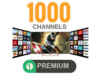 1 Month Premium IPTV on Sale