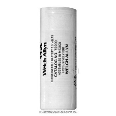 72200 Welch Allyn Brand Oem 3.5v Rechargeable Battery For 71670 710 Series