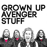 Live Music - Grown Up Avenger Stuff - Live at Trailside Ridgeway