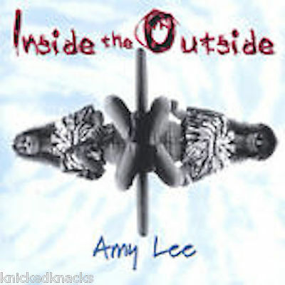 Amy Lee   Inside The Outside   Signed Dedicated Front Insert   Original 1999 Cd
