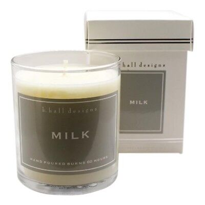 K Hall Designs 60-Hour Vegetable Wax Candle - -