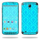 Blue Cases, Covers & Skins for Samsung Galaxy S4