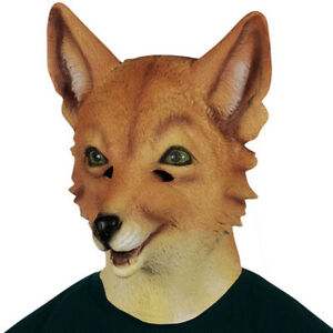 ADULT-LATEX-FOXY-FOX-MASK-ZOO-ANIMAL-COSTUME-RUBBER-MASKS