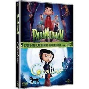 Paranorman coraline e la porta magica 2 dvd cofanetto - Coraline e la porta magica film ...