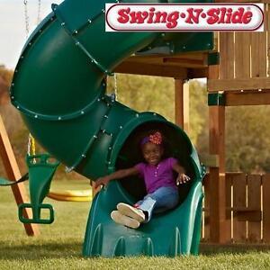 NEW SWING 'N' SLIDE TIMBER-BILT - 118525635 - SLIDES