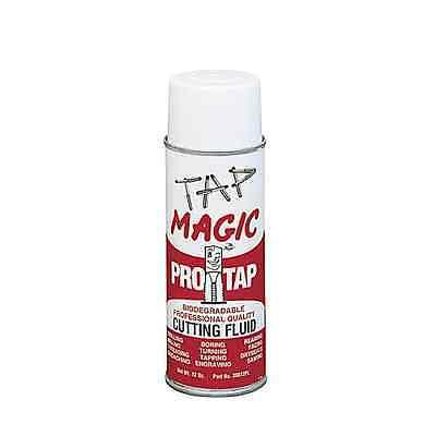 Tap Magic Protap Aerosol Tapping Drilling Milling 12 Oz 30012pl Cutting Fluid