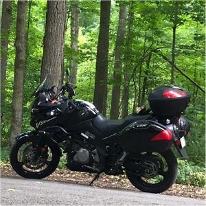 2009 Suzuki Vstrom 1000