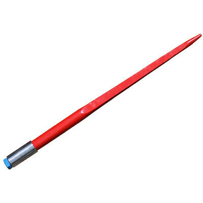 39 Square Hay Bale Spear 3000lbs Capacity 1 34 Wide W Nut And Sleeve Conus 2