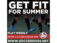 Beaminster Monday 6aside league