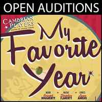 Cambrian Players Open Auditions