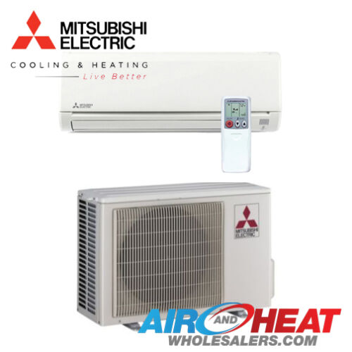 Mitsubishi - Mini Split Heat Pump Inverter - 18k - 18000 Btu - 18 Seer