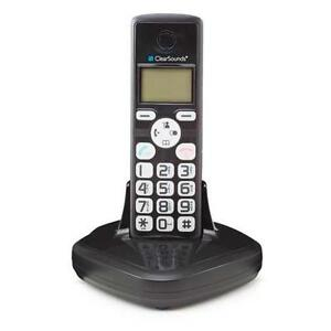 ClearSounds A100 Amplified Cordless Telephone