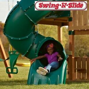NEW SWINGNSLIDE TURBO TUBE SLIDE 1000741253 252728322 SLIDES PLAYSET  JUNGLE GYM