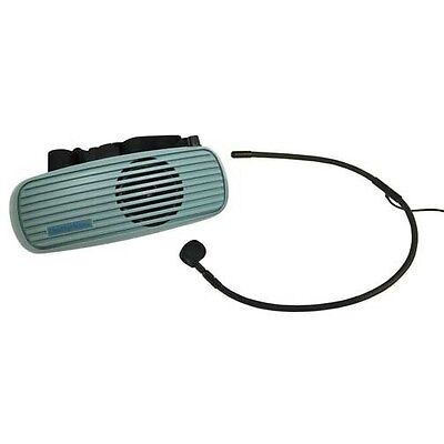 Chattervox 100 Voice Speech Amplifier with Collar Microphone