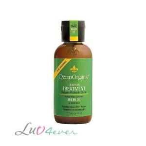 DermOrganic Leave-in Treatment Argan Oil 4 oz