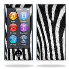 Zebra Audio Player Cases, Covers & Skins for iPod Nano