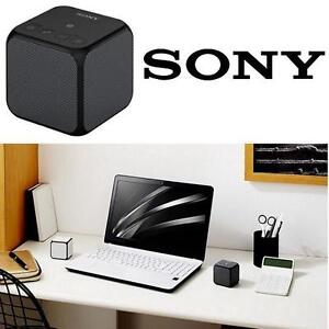 USED SONY PORTABLE BLUTOOTH SPEAKER CUBE SPEAKER - SMALL PORTABLE 102384903