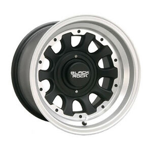 Black Rock - Ultra motor sports - Unique inc Truck/car wheels