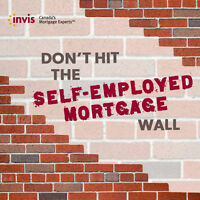 Need a self-employed mortgage? Talk to a Mortgage Broker (Free)