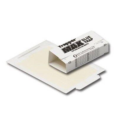 Mouse Insect Glue Traps 72 Pak Trapper Max Glue Boards 72 Mi