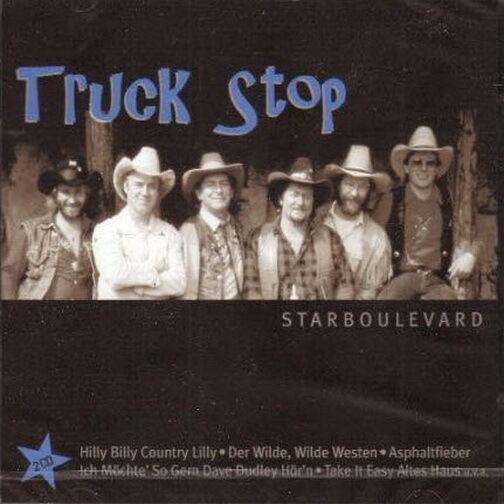 DCD Album Truck Stop Starboulevard (Amerika, Bleifuss Joe, Easy Rider) 2004