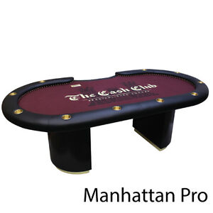 Custom Built Poker and Casino Tables Downtown-West End Greater Vancouver Area image 3