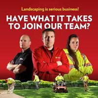 Landscape Construction Crew Member - WATERDOWN BRANCH