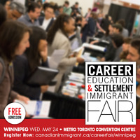 Free career and settlement fair for immigrants