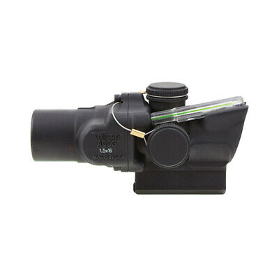 Trijicon ACOG 1.5x16s BAC Riflescope Green Circle Dot Reticle TA44-C-400140