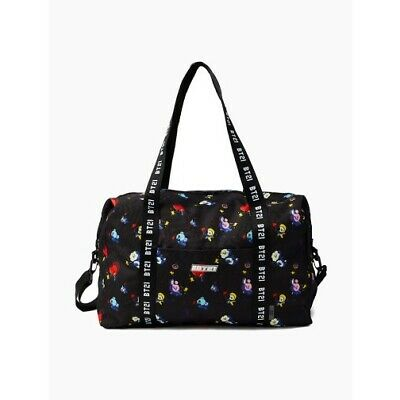 BT21 Character Space Squad Pattern Duffle Bag by BTS x LINE FRIENDS