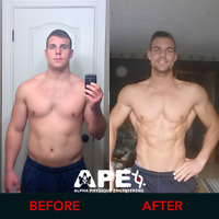 ONLINE TRAINING + NUTRITION COACHING W/ NATIONAL MENS PHYSIQUE