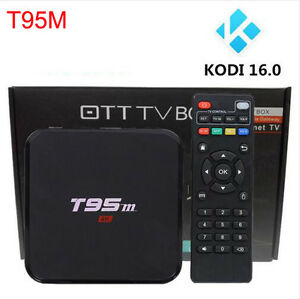 ANDROID TV BOX - T95M 4K  LATEST MODEL London Ontario image 4