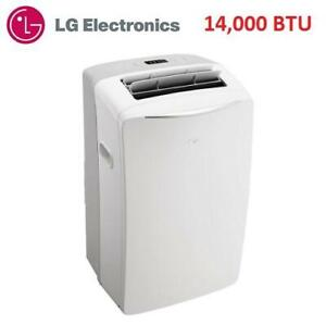 NEW* LG ELECTRONICS AIR CONDITIONER LP1417WSRSM 242846040 14,000BTU WIFI CONNECTED