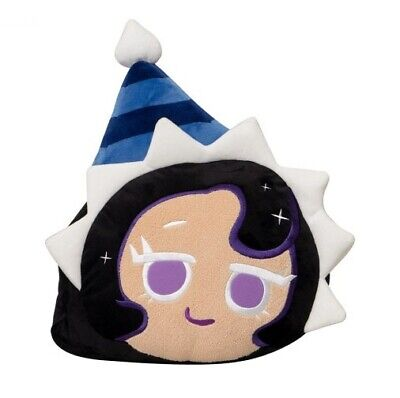 COOKIERUN Legendary Moonlight Mage Cookie Plush Doll Cushion Official Goods