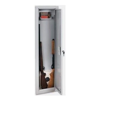 Gun Safe Cabinet Box Case Chest Wall Storage Rife Arm Home Meral Safe Safety Bin
